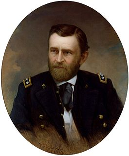 Ulysses S. Grant as commanding general, 1865–1869