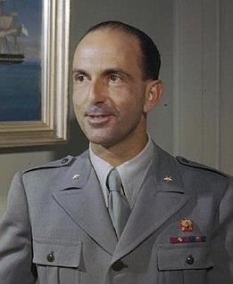 Umberto II of Italy last king of Italy