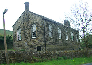 Underbank Chapel - The Schoolroom