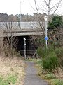 Underpass beneath the A78 - geograph.org.uk - 129237.jpg