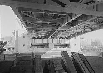 University Avenue Bridge - Image: Uni Ave Bridge Philly HAER