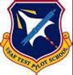 Absolvent al școlii pilot de testare a forțelor aeriene din Statele Unite Patch.png