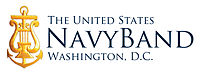 United States Navy Band official logo