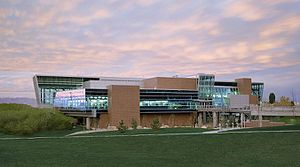 University Orthopaedic Center - Image: University of utah orthopaedic center