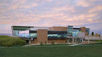 University Orthopaedic Center - Image: University of utah orthopaedic center