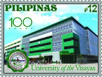 University of the Visayas 2019 stamp of the Philippines.jpg