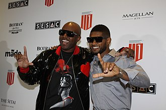Rico Love - Rico Love and Usher