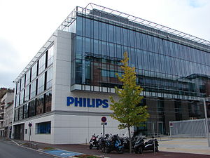 Philips - The headquarters of Philips France in Suresnes