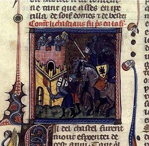 Siege of Uxellodunum - Image: Uxellodunum 4