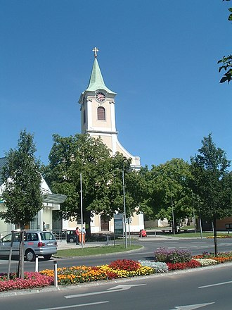 Weiden am See - Holy Trinity Church