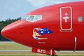 VH-BZG 'Bretts Jet' Boeing 737-8FE Virgin Blue (Virgin Australia) (6601229707).jpg