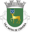 Coat of arms of Vila Nova de Cerveira