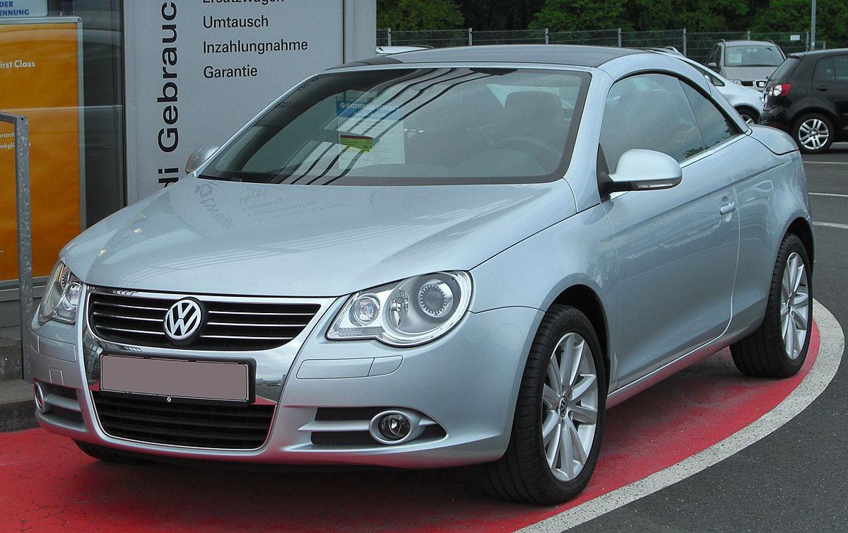 Volkswagen Eos Wikipedia Wolna Encyklopedia