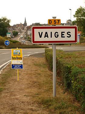 Image illustrative de l'article Vaiges