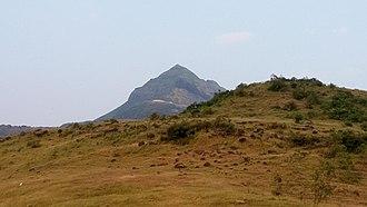 Purandar fort - Vajragad fort