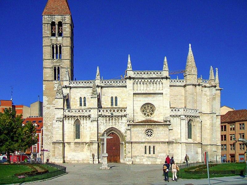Valladolid - Iglesia de Santa María la Antigua 02.jpg