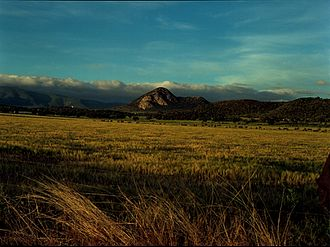 Pachuca (municipality) - Pachuca-Tizayuca Valley, in the Municipality of Pachuca.