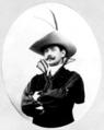 Valli de Laszewski circus performer born 1864.png