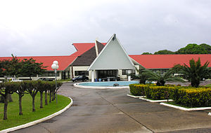 Vanuatu Parliament, Port Vila - Flickr - PhillipC
