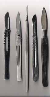 Surgical instrument Tools designed for use during surgery