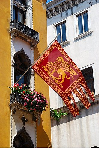 Flag of Veneto - Flag of the Republic of Venice