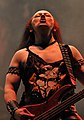 "Venom, Conrad ""Cronos"" Lant at Party.San Metal Open Air 2013 11.jpg"