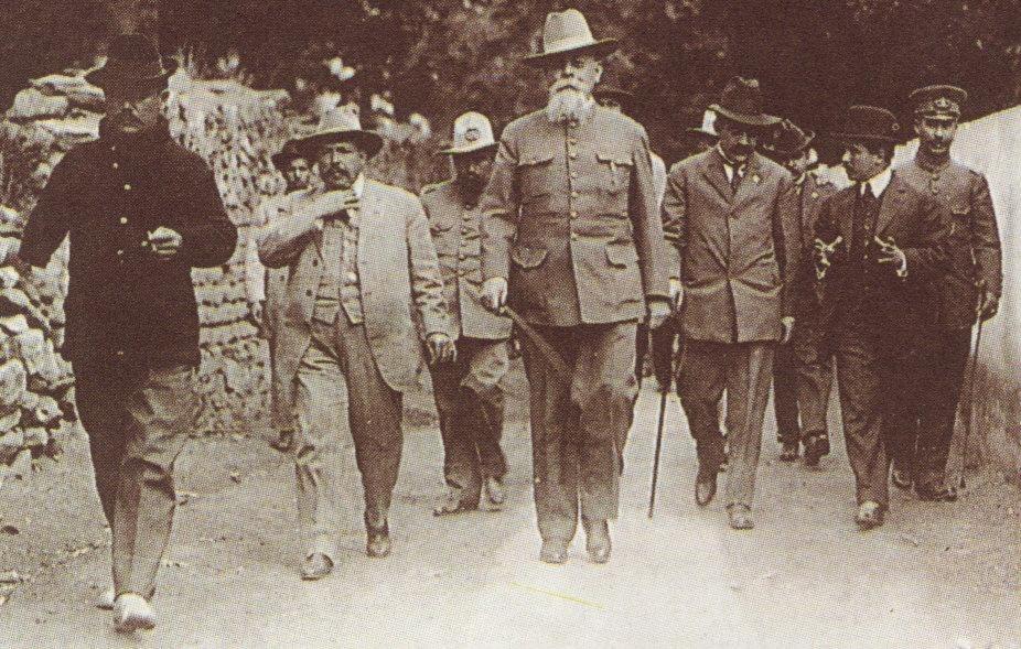 Venustiano Carranza en La Cañada, Queretaro