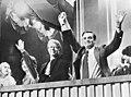 Verkiezingscampagnes in Verenigde Staten begonnen, democratisch kandidaat Jimmy , Bestanddeelnr 928-7712.jpg