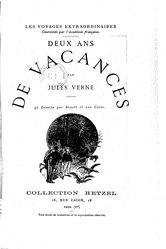 Jules Verne: Deux ans de vacances