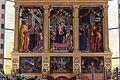 Verone - San Zeno - Retable de Mantegna..jpg