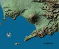 Vesuvius SRTM3.xcf