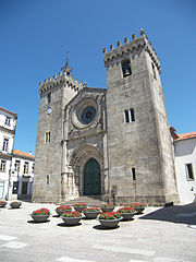 Kathedrale von Viana do Castelo