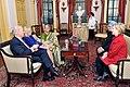 Vice-President Biden, Secretary Clinton Co-Host Social Lunch in Honor of Indian Prime Minister (4373961652).jpg
