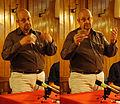 Vienna 2013-08-13 Sittl - 'in memoriam Rolf Schwendter' 102f Manfred Loydolt.jpg