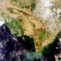 Vietnam's Mekong Delta as seen by Envisat ESA225133.tiff