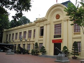 Vietnam Museum of Revolution.JPG