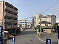View in front of Kikuchi Shrine 20170720.jpg