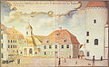 View of Roman Catholic church near Riga castle by Brotze.jpg