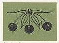 Vignet met drie kersen, RP-P-OB-16.635.jpg