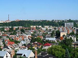 Vilijampolė - Modern view of the district