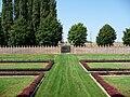 Villa Badoer Fratta Polesine giardino retro by Marcok 2009-08-16 n01.jpg