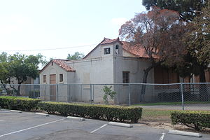 Villa Park, California - Villa Park School, 10551 Center Dr. Villa Park