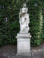 Villa reale di marlia, laghetto, statua 01 ercole.JPG