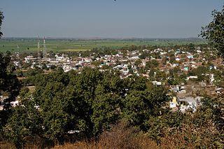 Sanchi Town Nagar panchayat in Madhya Pradesh, India