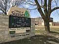 Village of Sussex sign (Sussex, Wisconsin).jpg