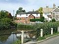 Village pond at Belchamp Walter, Essex.jpg