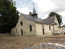 Villeneuve-Saint-Germain (Aisne) église Saint-Germain.JPG