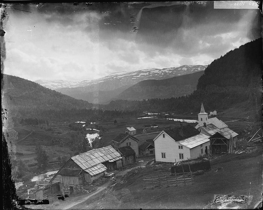 Vinje, Hordaland