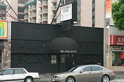 """The Viper Room"" w West Hollywood"