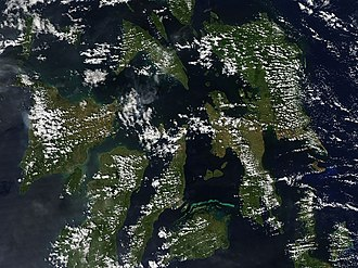 Eastern Visayas - Image: Visayas 2013 11 15